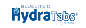 BlueLite C Hydra Tabs logo