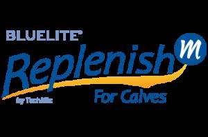 BlueLite ReplenishM logo