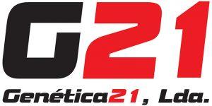 Genetica21 logo