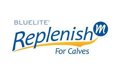 BlueLite Replenish Logo